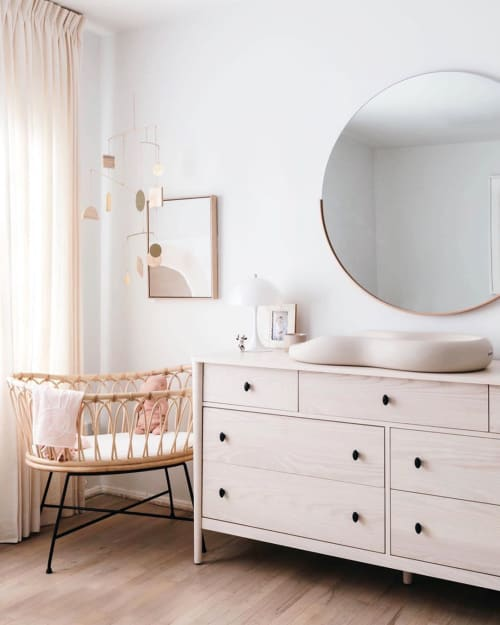 Furniture by Crate & Barrel Kids seen at Anne Sage's Home, Los Angeles - Cabinet
