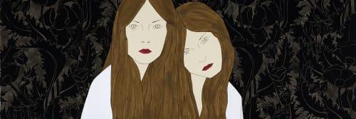 Marci Washington - Paintings and Art