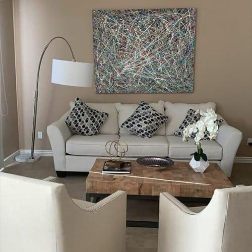 Paintings by Antonio Rubalcava seen at Private Residence, Phoenix - Antonio Rubalcava