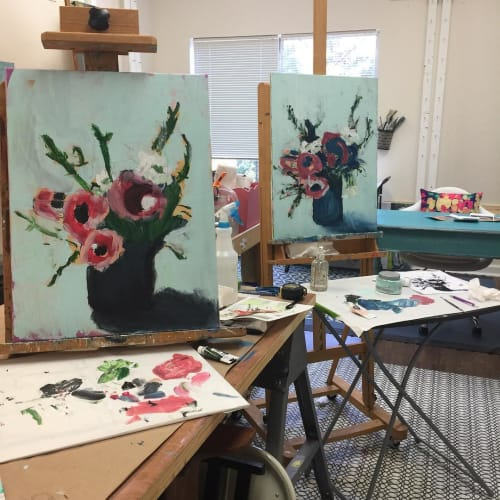 Jennifer Ferris Fine Art - Paintings and Art