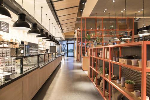 Interior Design by Heller Designstudio + Partner seen at GAUMENTANZ, Freiberg am Neckar - Gaumentanz