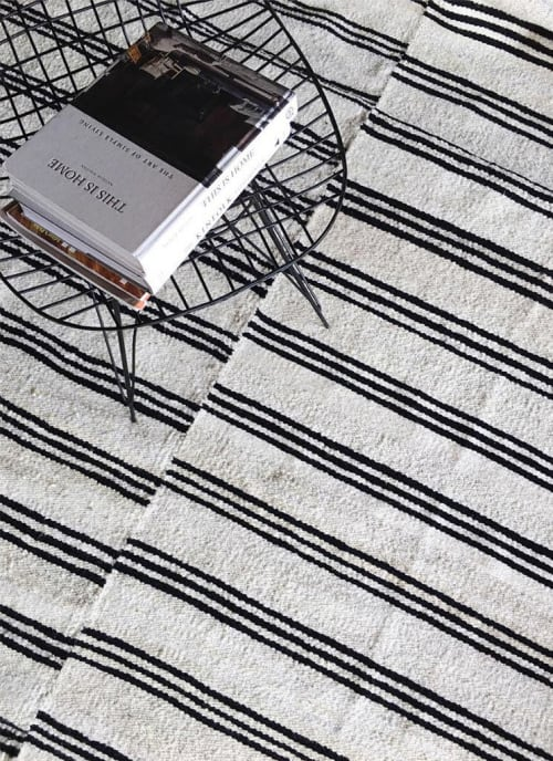 Rugs by AWANAY seen at Private Residence, Buenos Aires Province - ATLÁNTICA RUG