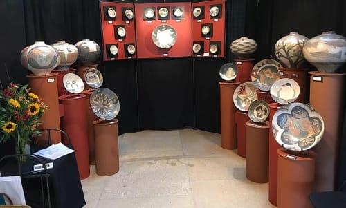 Melissa Greene Pottery - Plates & Platters and Tableware