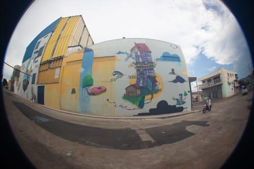 Léo Araújo - Art and Street Murals
