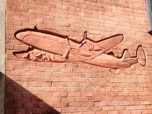 Ben Dearnley - Public Sculptures and Murals