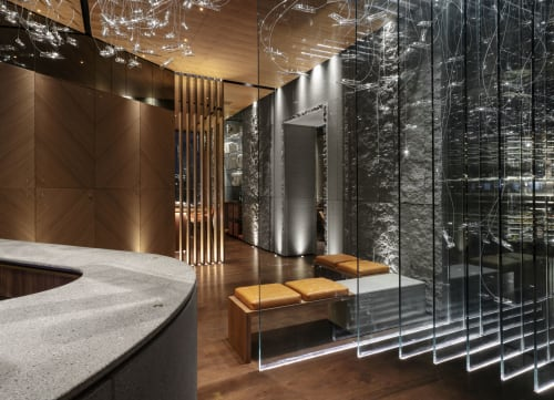 Interior Design by Maurizio Lai seen at Iyo Aalto, Milano - Iyo Aalto