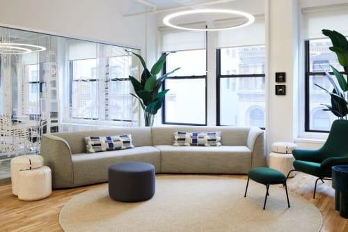 Interior Design by Michala Monroe seen at Ambulnz, New York - Ambulnz