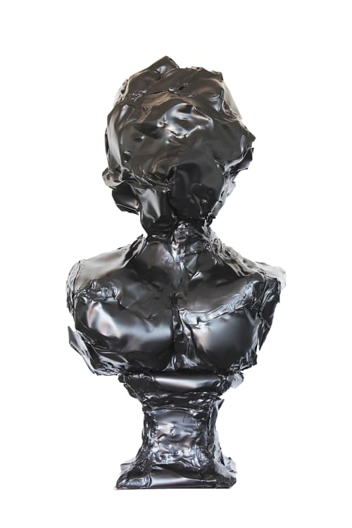 Sculptures by Miaz Brothers seen at Private Residence - London, London - ¨¨Masters series¨