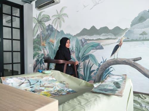 Enis Art - Murals and Art