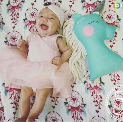 Miss Joyka Handmade Soft Toys/Dolls - Pillows and Rugs & Textiles