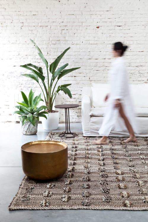 Rugs by AWANAY seen at Private Residence, Buenos Aires Province - MARGARITAS SILVESTRE RUG