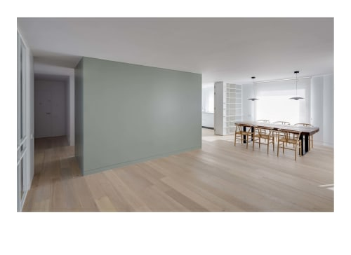 Architecture by Kresta Design seen at Private Residence, Madrid - FS8 HOUSE