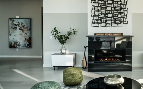 Fireplaces by European Home seen at Millennium Tower, Boston - H Series