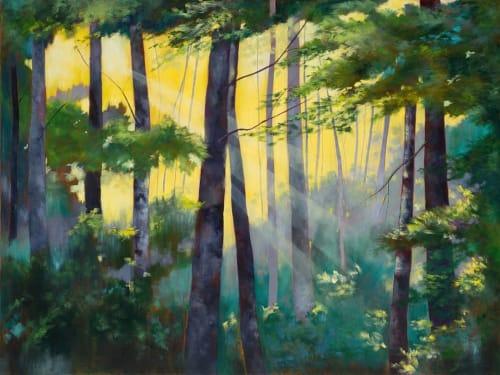 Lynn Goldstein - Paintings and Art
