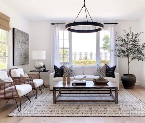 Interior Design by Kym Maloney Design at Private Residence, Irvine - Interior Design