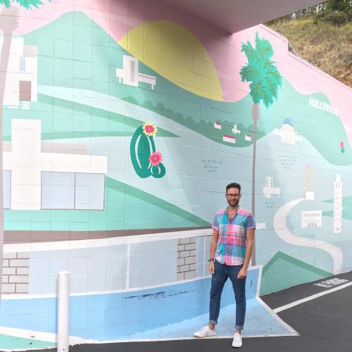 My Jetsetter Life - Street Murals and Murals