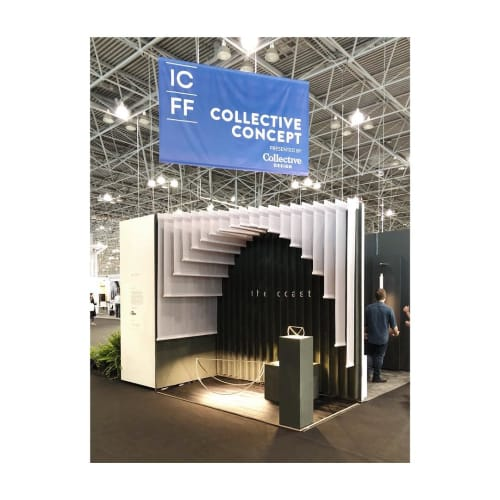Interior Design by The Coast seen at Jacob K. Javits Convention Center, New York - Architectural Design