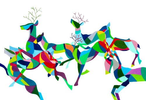 Ariella Charny - Paintings and Art