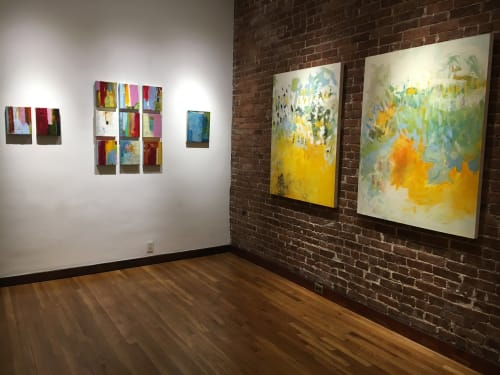 Lisa Pressman - Paintings and Art Curation
