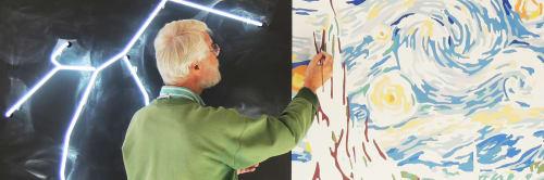 Willem Volkersz - Art