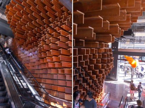 Nike San Francisco, Stores, Interior Design