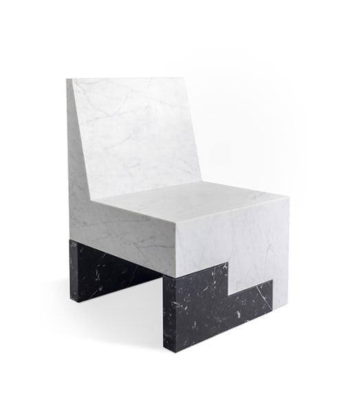 Furniture by Gustavo Martini seen at Milan, Milan - Rise - Marble Stories