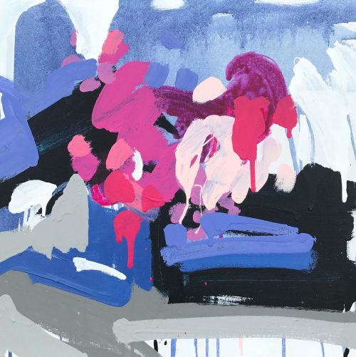 Larissa Blake - Paintings and Murals