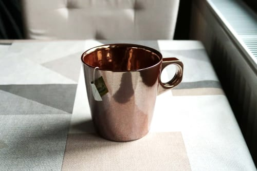 Cups by SZOEKE Ceramics seen at Private Residence, Budapest - GRAND MUG