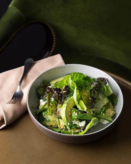 Tableware by Jono Pandolfi seen at NoMad New York, New York - Salad Bowl