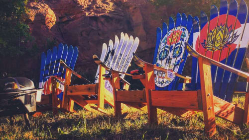 Colorado Ski Chairs - Chairs and Furniture