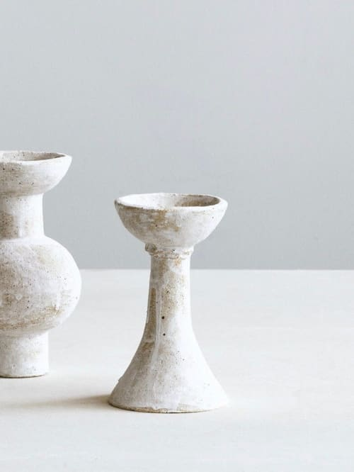 Vases & Vessels by Clae Studio seen at Private Residence, Melbourne - Column Vessel