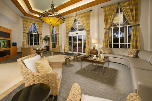 Interior Design by MONIOMI seen at Holiday Inn Express Miami Airport Doral Area, Miami - Holiday Inn Express Doral