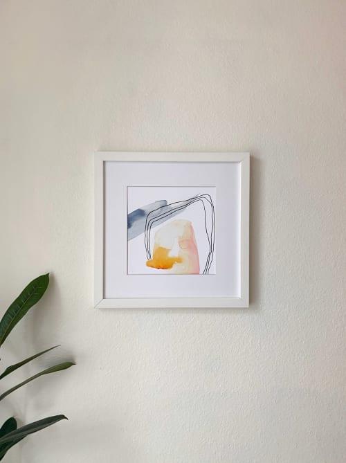 Paintings by Quinnarie Studio - Second Sister