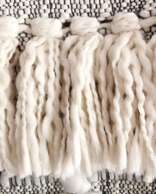 Linens & Bedding by Coastal Boho Studio seen at Destin, Destin - Kai Throw Blanket