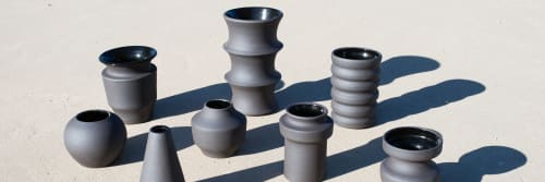 ZZIEE Ceramics - Tableware and Planters & Vases