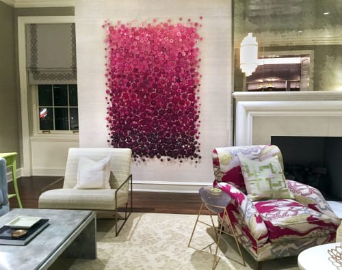Art & Wall Decor by Carson Fox Studio seen at Private Residence, Chicago - Beet