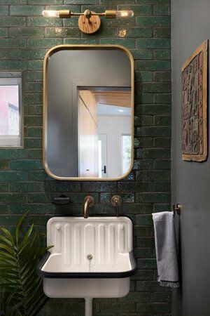Interior Design by Zoe Feldman Design seen at Private Residence - DC Rowhouse Interior Design