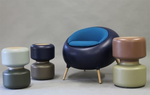 Binome - Sofas & Couches and Benches & Ottomans