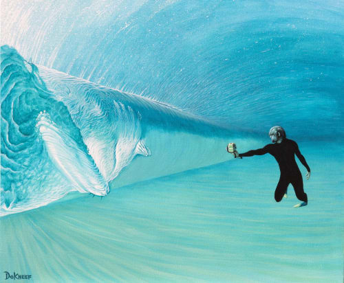 Luke DeKneef - Murals and Art