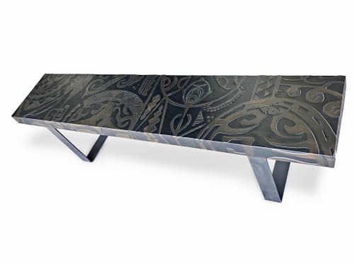 Benches & Ottomans by Andi-Le at Aspen, Aspen - The Tat