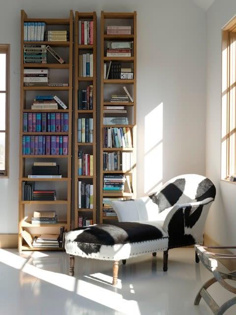 Furniture by Robert Bristow seen at Private Residence, Salisbury, Salisbury - Bookshelves