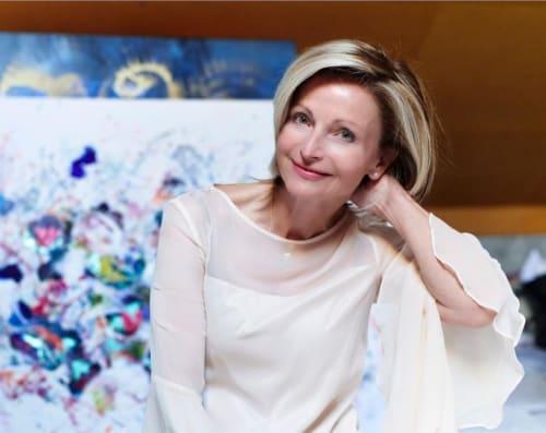 Simone Monney - Paintings and Art