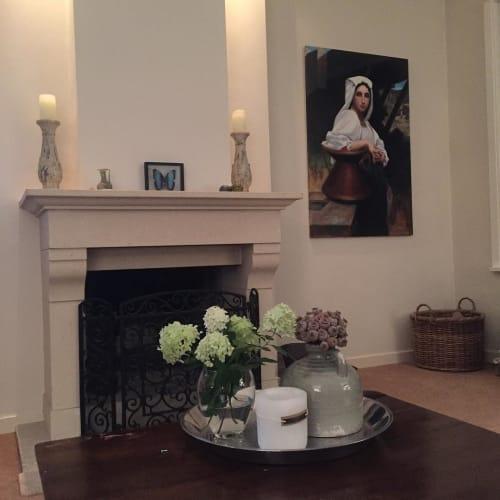 Paintings by Janine Paintings seen at Private Residence, Kamperland - Paintings