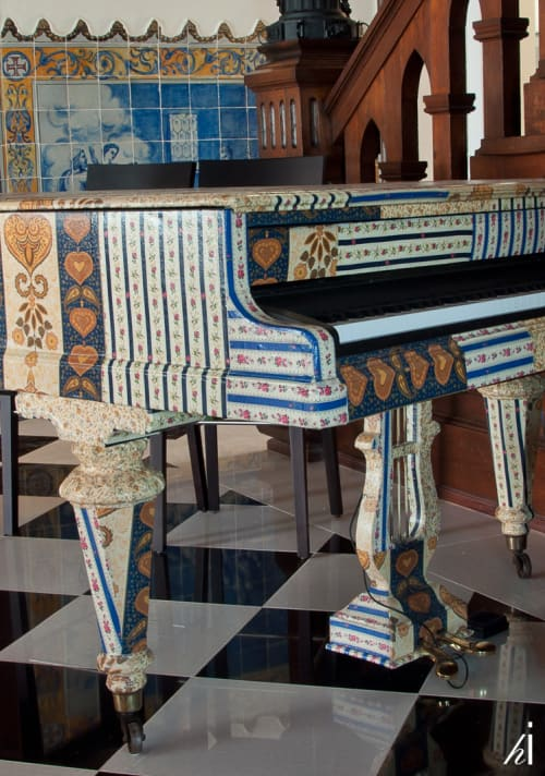 Furniture by Habitat Improver - Furniture Restyle and Applied Arts at Bela Vista Hotel & Spa, Portimão - Replay it Again