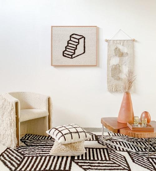 Rugs by Meso Goods - Cubos Wool Rug