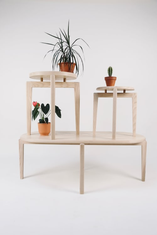 Tables by Lahoma seen at Bay Area Made x Wescover 2019 Design Showcase, Alameda - Coffee Table
