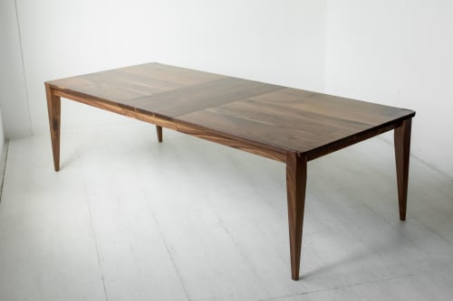 Tables by Studio Moe seen at Creator's Studio, Portland - Oslo Dining Extension Table