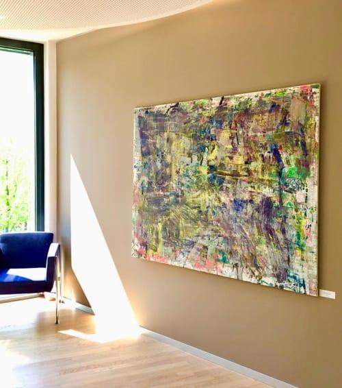 Paintings by Theresa Kallrath seen at Düsseldorf, Düsseldorf - Contemporary Art Piece