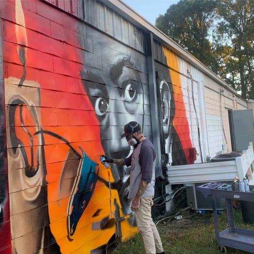 Garrett Mallekoote - Murals and Art