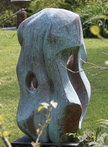 Sculptures by Rob Leighton Sculptor seen at Private Residence, Ashford - Torso of St Agatha of Sicily
